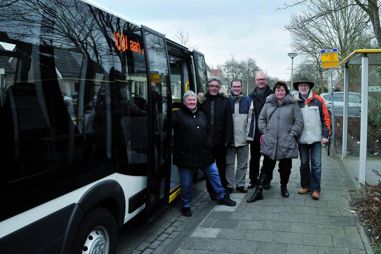 Buurtbus Egmond- Vereniging Dorpsbelangen Egmond-Binnen